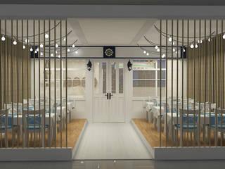 Zoka Balık Restaurant / Bursa GEKADESIGN Modern