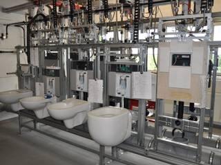 BlueResponsibility BathroomToilets White