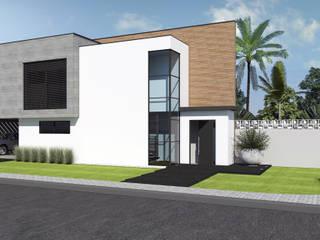 Casas  por Laboratório Treze Arquitetura + Design
