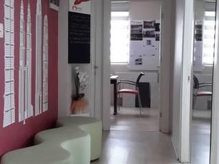 Mons Mimarlık – Koridor ( Corridor):  tarz Ofis Alanları