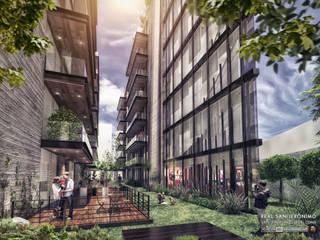by BERTELY 3D Visualización Arquitectónica y Renders Mexico