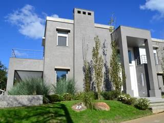 Casas de estilo  por CABRAL Arquitetos, Moderno