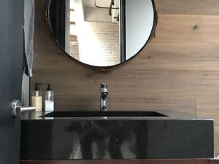 Industrial style bathroom by Ecologik Industrial