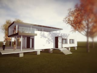 Nhà by Dušan Marinković - Arquitectura - Santiago