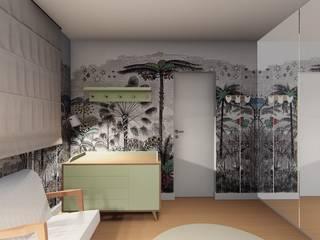 من Lorenza Franceschi Arquitetura e Design de Interiores