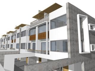 DISEÑO DE CASAS EN COYHAIQUE: Casas de estilo  por Dušan Marinković - Arquitectura - Santiago
