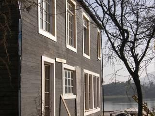 Maisons minimalistes par homify Minimaliste