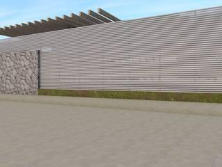 REMODELACIÓN DE CASA EN VITACURA - MENICHETTI ORTEGA: Casas de estilo  por Dušan Marinković - Arquitectura - Santiago