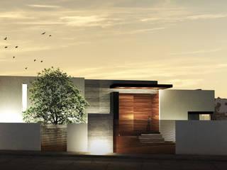 FR House Casas modernas de Agave Arquitectos Moderno
