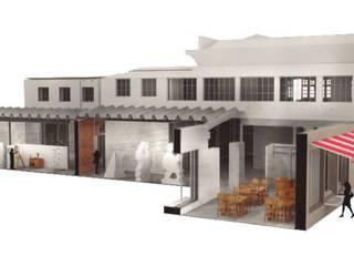 Edificio 3. Fabric3D
