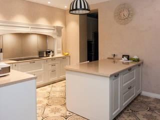 KURKINO МОСКВА duplex: Кухни в . Автор – Gordon-design