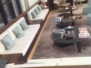 MOSCOW резиденция Гостиная в классическом стиле от Gordon-design Классический