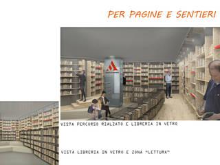 Moderne Ladenflächen von beatrice pierallini Modern