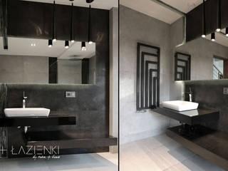 Salle de bains de style  par TOKA + HOME, Minimaliste