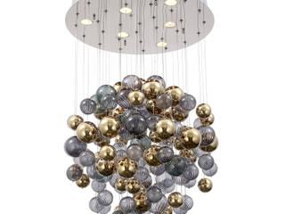 Chandelier Bubble Buzz por Mollini Sp.z o.o. Moderno