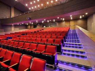 Auditórios: Centros de congressos  por Castelhano & Ferreira, SA