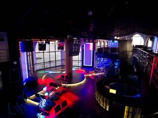 Projekty,  Bary i kluby zaprojektowane przez 360arquitectura