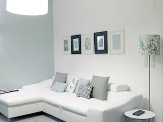 Living room by maria inês home style,