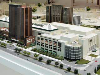Praia de Belas Shopping Shopping Centers modernos por ConstruobrasRS Moderno