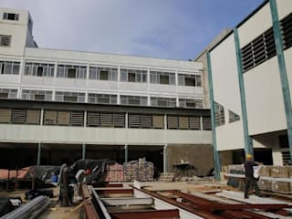 Faculdade IMED por ConstruobrasRS