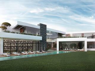 RESIDENCIA XALAPA: Casas de estilo  por ARQ. ERICK OCHOA