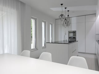 Cozinhas  por Melissa Giacchi Architetto d'Interni