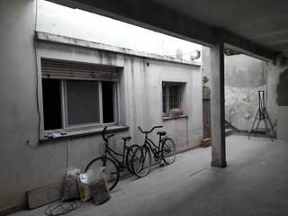 Remodelación fachada :  de estilo  por WanDel