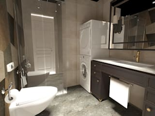 Baños de estilo  por 50GR Mimarlık, Moderno