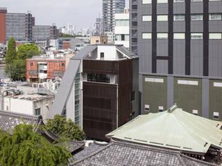 Modern houses by abanba inc. Modern