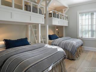 Moderne slaapkamers van Chibi Moku Modern