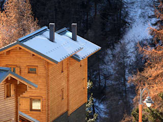 Rustic style hotels by RUSTICASA Rustic