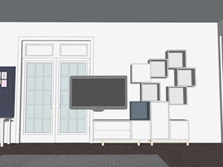 Tv :   door MEL design_