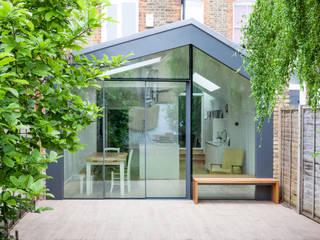 Projekty,  Kuchnia zaprojektowane przez Thomas & Spiers Architects