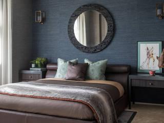 Broad Walk Guest Bedroom Modern style bedroom by Roselind Wilson Design Modern