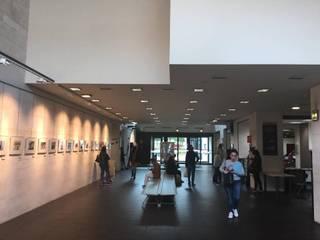 GRUPO CECATHER | FOLIO RADIANTE - SUELO RADIANTE Ruang Media Modern