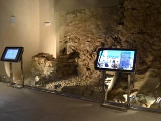 Centro de Interpretación Museos de estilo moderno de SUPERFLUIDO Moderno