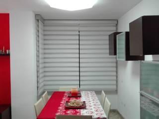 de Navarro valera cortinas y hogar Moderno