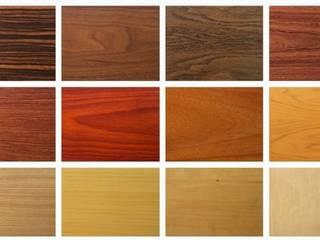 ABC Decoración Torres & Jiménez Ltda. Walls & flooringWall & floor coverings Wood