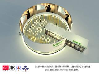 京悅設計 - YPT國際展覽會館設計案 根據 京悅室內裝修設計工程(有)公司|真水空間建築設計居研所 現代風