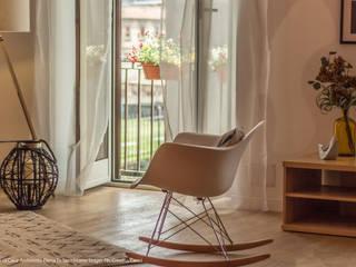 斯堪的納維亞  by Sapere di Casa - Architetto Elena Di Sero Home Stager, 北歐風