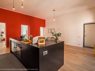 de estilo  por Sapere di Casa - Architetto Elena Di Sero Home Stager