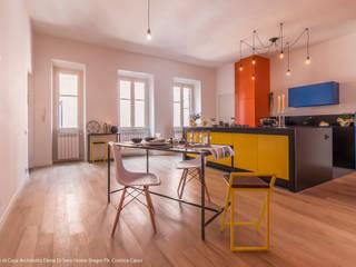 industri  oleh Sapere di Casa - Architetto Elena Di Sero Home Stager, Industrial