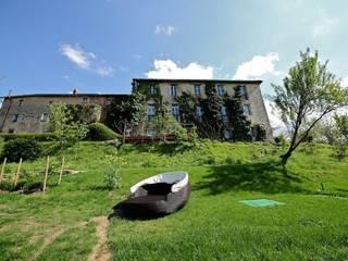 cascina massapè - cossano belbo - piedmont : Case in stile  di davide sarotto architetto