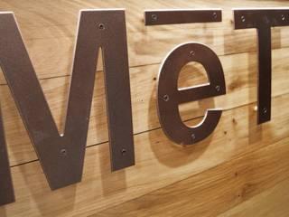 ristorante MeT - saluzzo - piedmont: Gastronomia in stile  di davide sarotto architetto