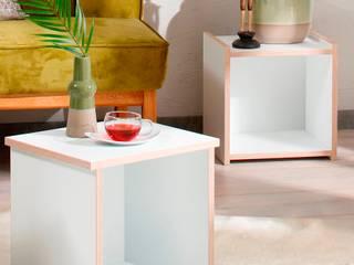 Design-Würfelregal StEck white:   von noook