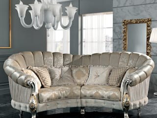 Viadurini.fr Living roomSide tables & trays Textile