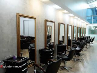 Boaz Hair Professional: Spas  por Gislane Lima - Interior Design