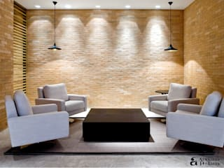 Projekty,   zaprojektowane przez Pestana Arquitetura Concept