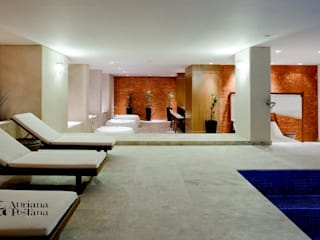 Spa door Pestana Arquitetura Concept