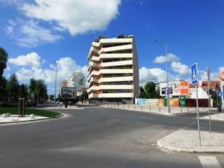 Edifício Residêncial Bonfim Prime:   por atelier.dxf,Moderno